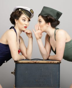 1940s dancers to hire