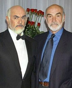 Sean Connery lookalike