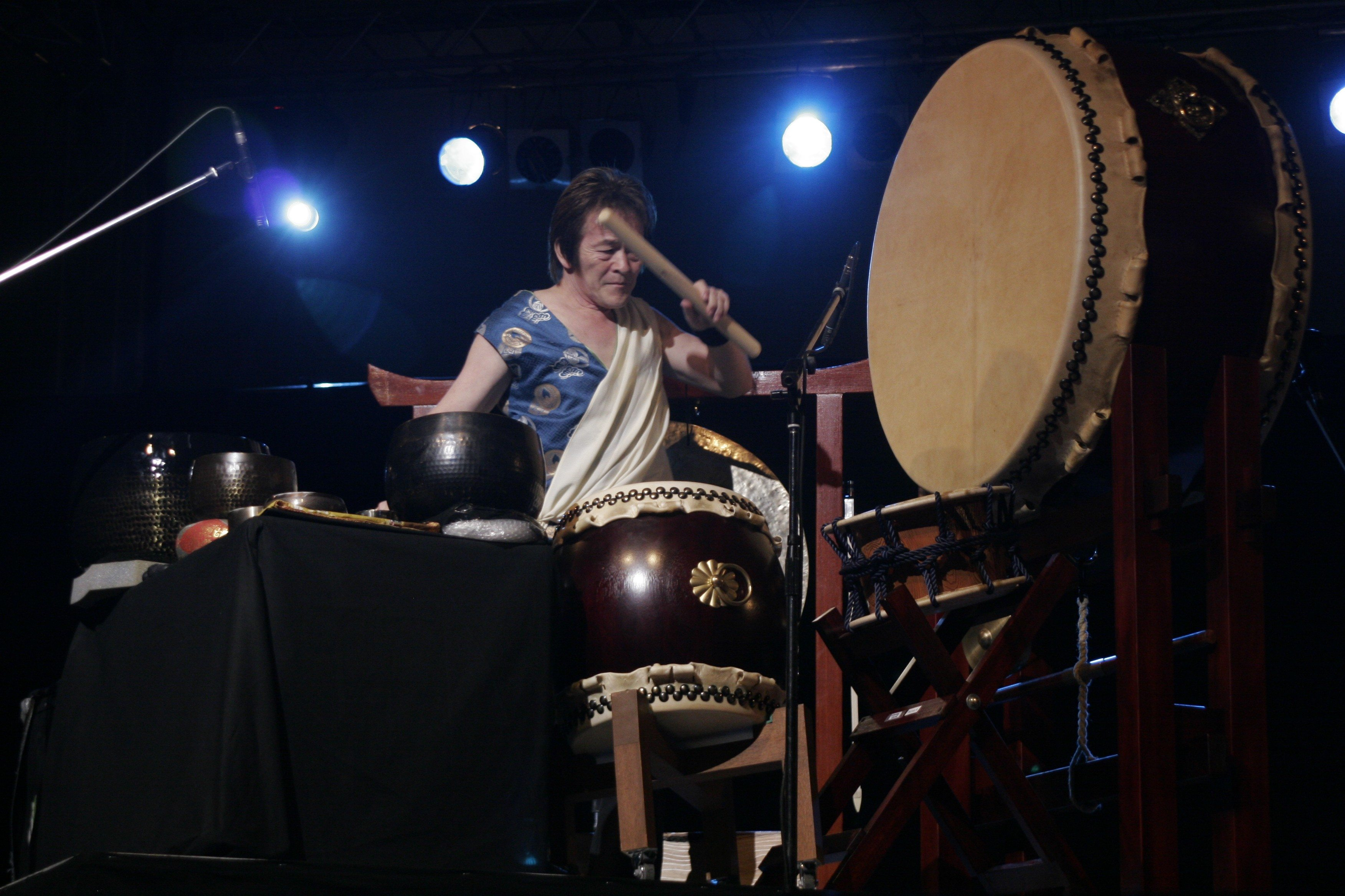 japanese drummers to hire