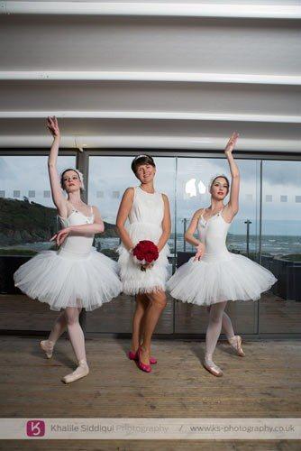 ballerinas for hire