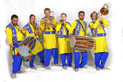 bollywood band for hire