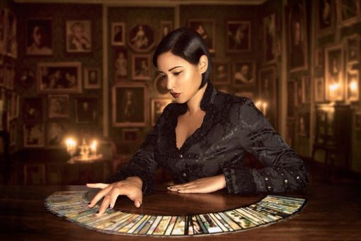 fortune teller to hire