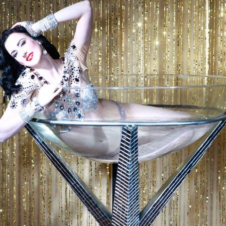 Beautiful Burlesque to hire
