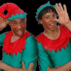 acro elves show