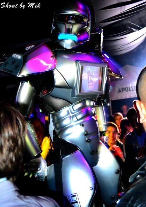 robot paris