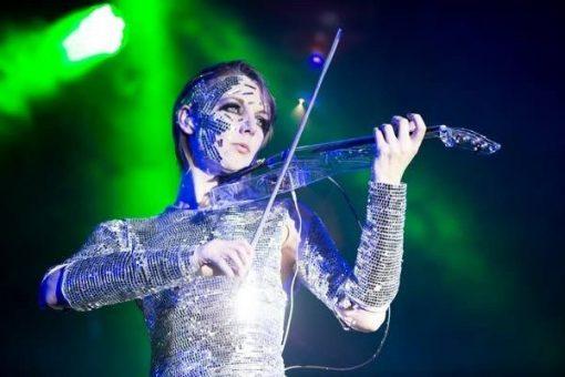 mirror violinist for hire