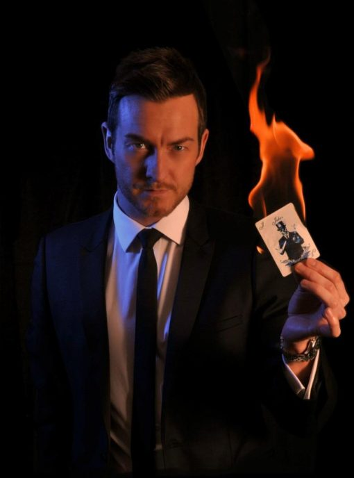 Magician Stephen