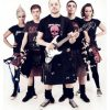 Scottish Rockers