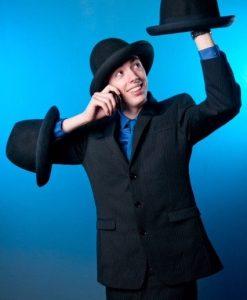 Magician Jay