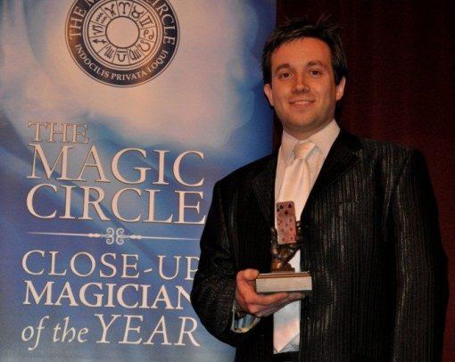 magician matthew