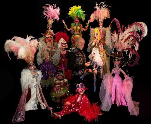 puppets australia