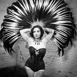 Miss Anne Burlesque