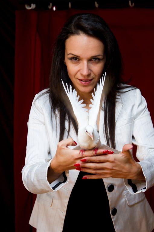 magician Sofia