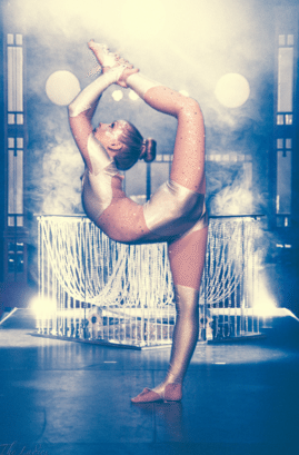 Chandelier Contortion