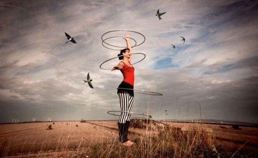 hula hoop lisa