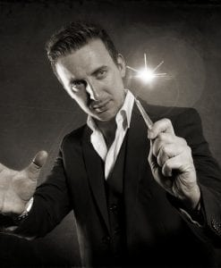 Magician Paul