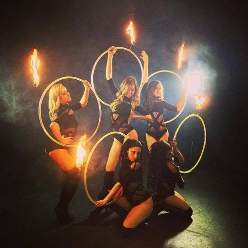 Hoop Girls LA