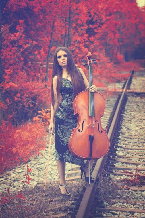cellist bulgaria