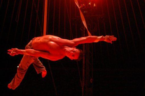 aerialist brazil