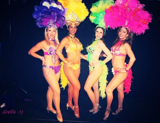 Burlesque Dancers Sydney main