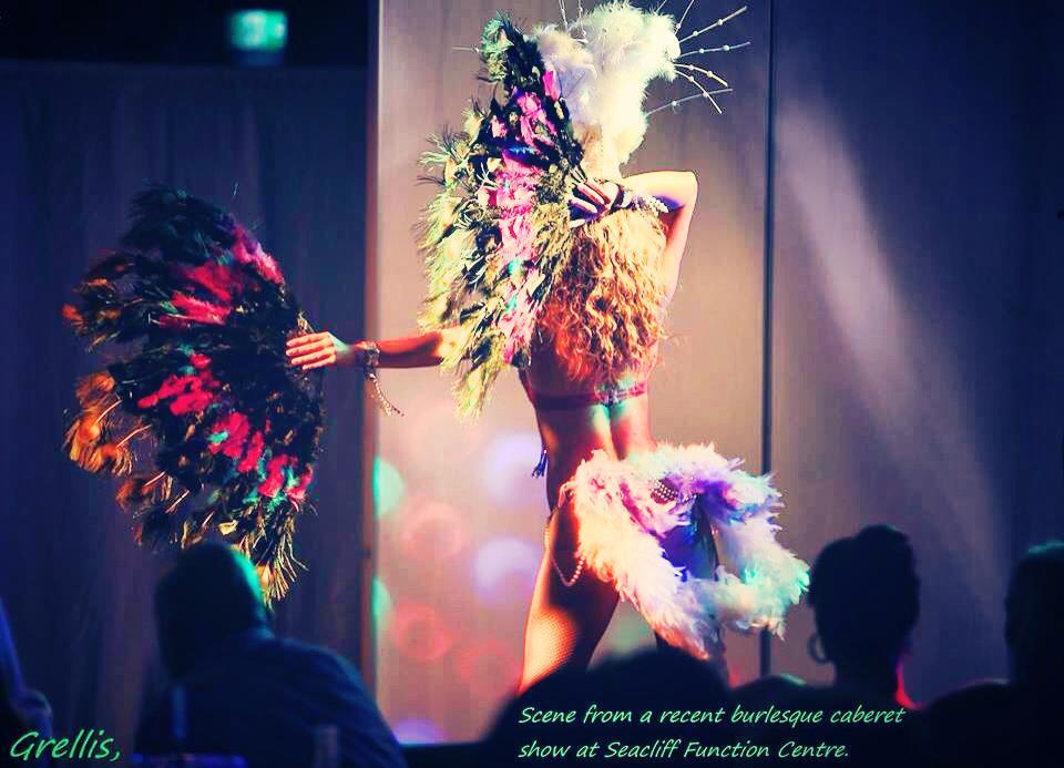 Burlesque Dancers Sydney