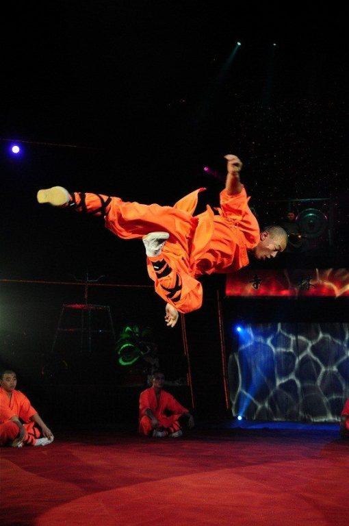 Shaolin Kungfu Show