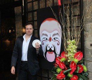 Magician Andrew