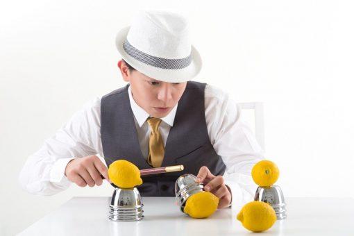 Magician Singapore