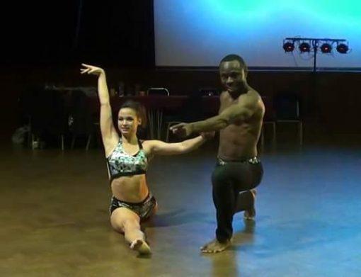 Salsa Dance Duo