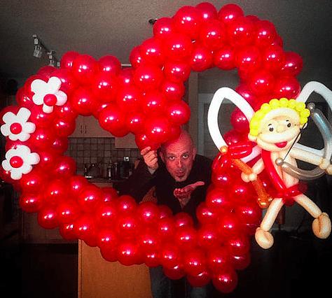balloon artist vancouver