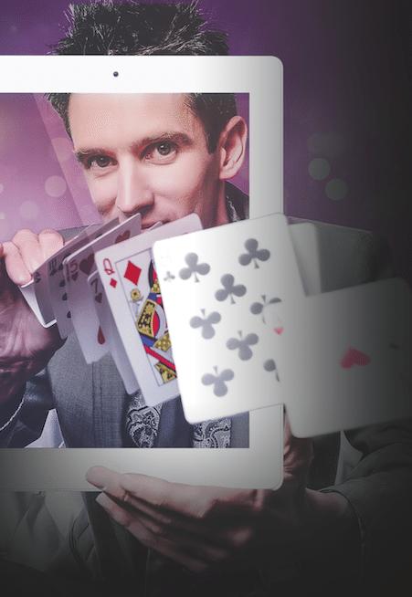 ipad magician uk
