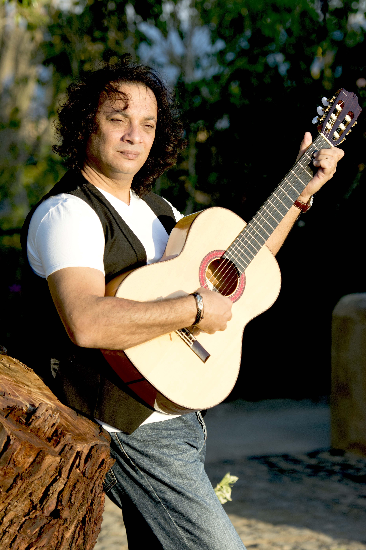 Spanish Guitarist Egypt 1
