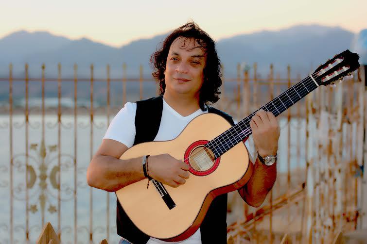Spanish Guitarist Egypt 2