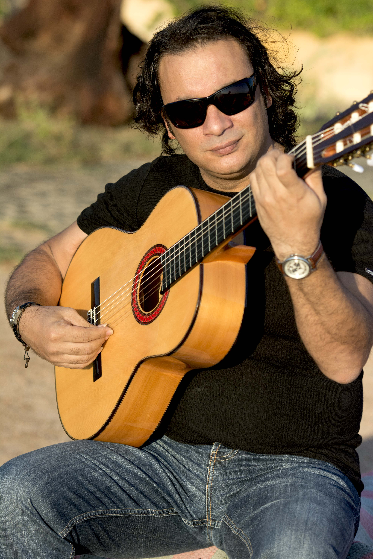 Spanish Guitarist Egypt 3