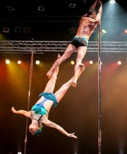 9 of 11 Aerial and Acrobat Duo Australia