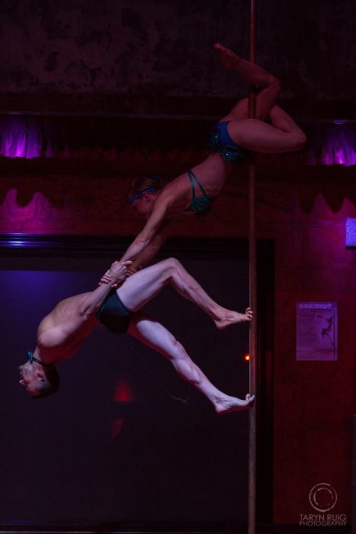 Aerial and Acrobat Duo Australia