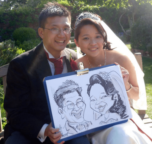 Digital caricaturist