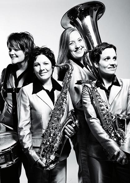 Female Band Germany
