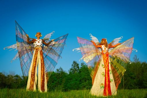 Stilt Walkers Germany