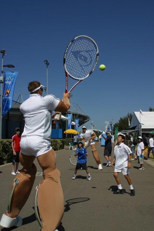 Giant Tennis