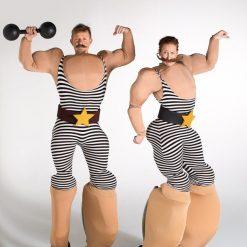 Circus Strongmen