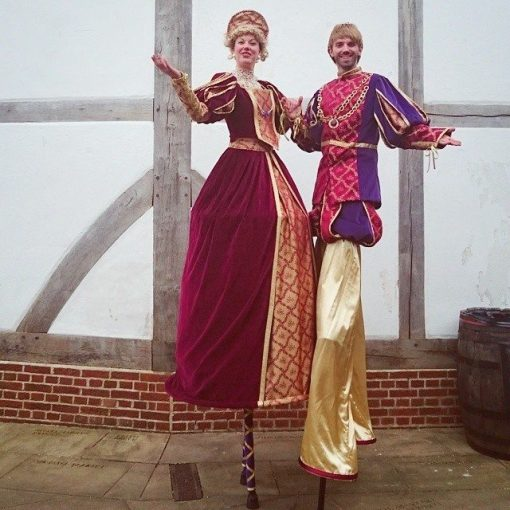 tudor stilts
