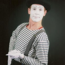 Mime Artist Paris