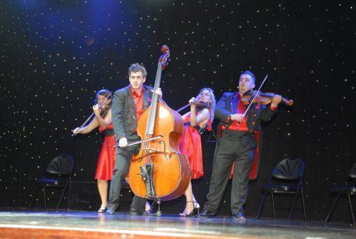Comedy String Quartet