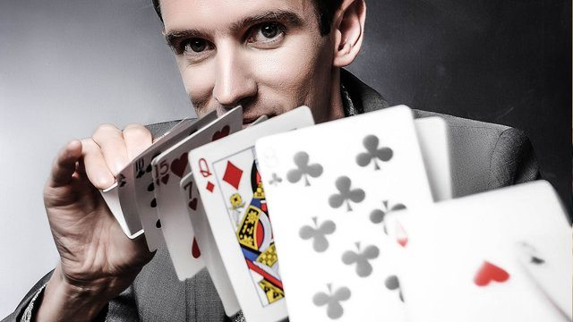 magician las vegas