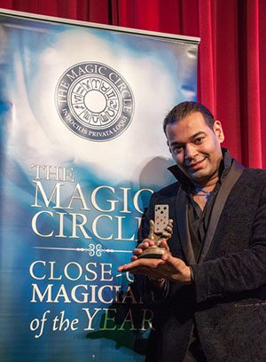 Magician Brendan