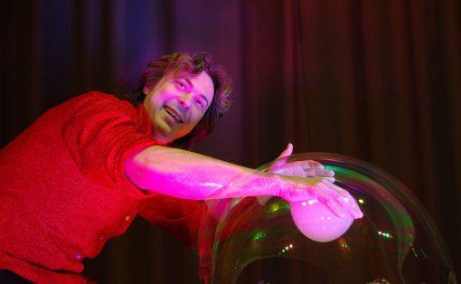 Bubble Artist Germany