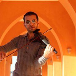 Violinist Egypt