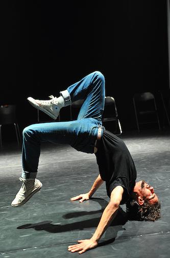 Break Dancer UAE
