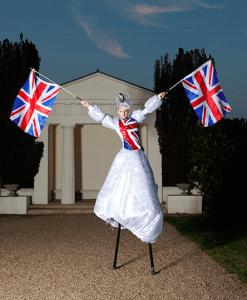 British Stilt Walkers